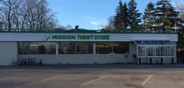 Mission Thrift Store Beamsville