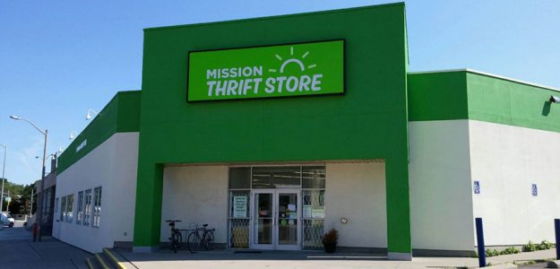 Mission Thrift Store Belleville