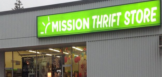 Mission Thrift Store Bowmanville
