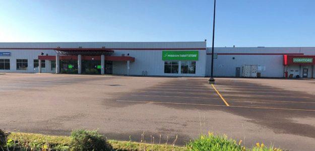 Mission Thrift Store Charlottetown