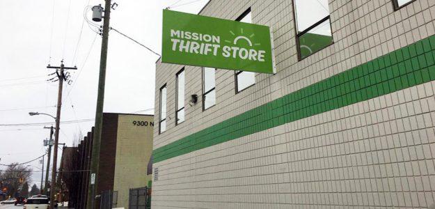 Mission Thrift Store Chilliwack II