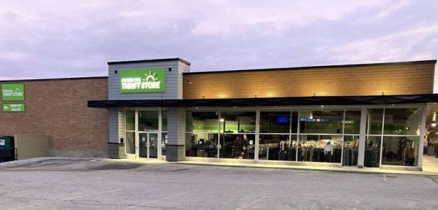 Mission Thrift Store Cranbrook