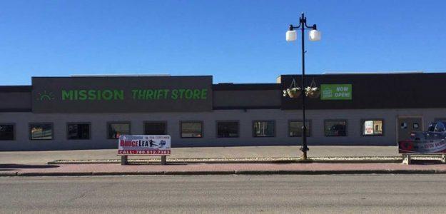 Mission Thrift Store Grande Prairie