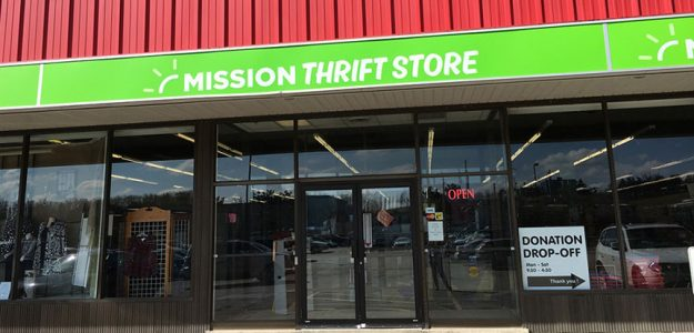 Mission Thrift Store Guelph