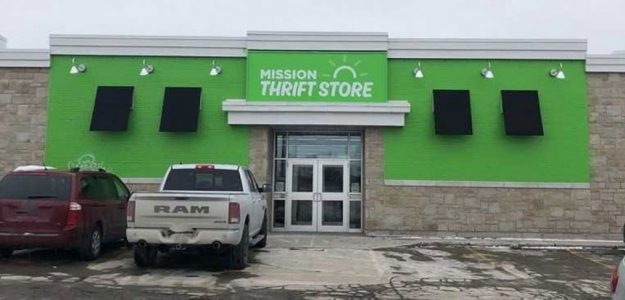 Mission Thrift Store Kitchener