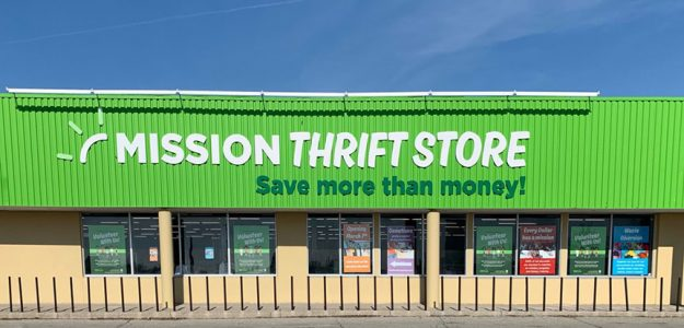 Mission Thrift Store Mississauga