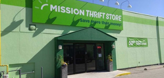 Mission Thrift Store Newmarket