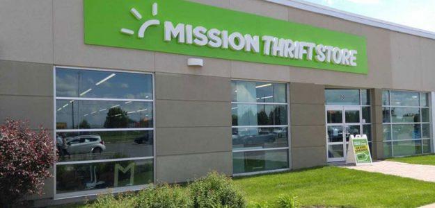 Mission Thrift Store Ottawa - Bells Corners