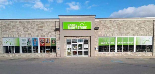 Mission Thrift Store Owen Sound